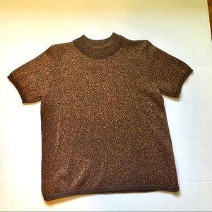 4/$25 Norton Mcnaughton Vintage Sweater Top
